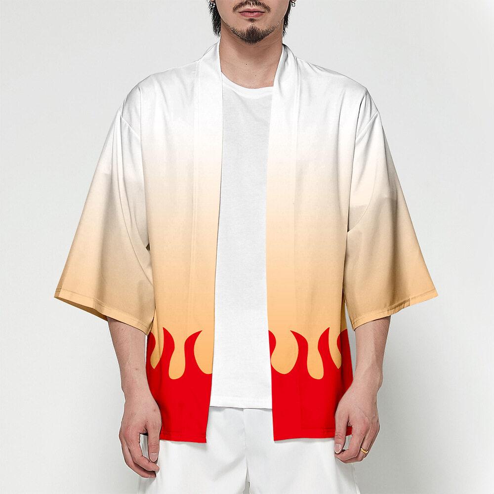 เสื้อจินเบย์ เสื้อคลุม ดาบพิฆาตอสูร 鬼滅の刃 Demon Slayer: Kimetsu no Yaiba demon slayer (พร้อมส่ง)