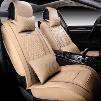 ชุดหุ้มเบาะรถยนต์แบบสวมขนาดฟรีไซด์สำหรับรถ 4 ประตู