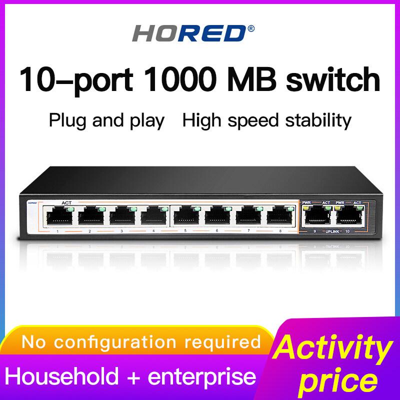 Vlan QoS ขยาย AI Power Supply Fast Ethernet 250 เมตร 10/100/1000Mbps 2SFPสวิทช์ 24 PoE Switch