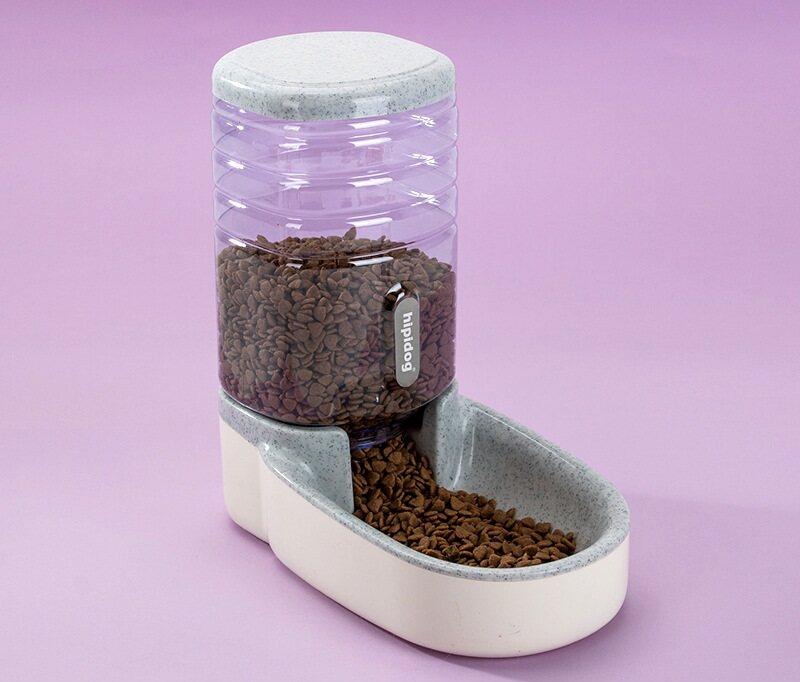 ที่ให้น้ำ ที่ให้อาหารแมวขนาดใหญ่ 3.8 ลิตร อัตโนมัติ แยกขายเป็นชิ้น มีของพร้อมส่ง #C14