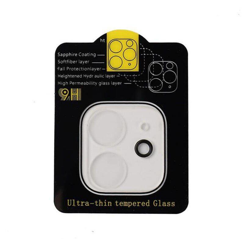เลนส์กล้อง iphone 11 ฟิล์มเลนส์กล้องไอโฟน11 ฟิล์มกล้องไอโฟน11 Full Camera Lens ฟิล์มเลนส์กล้อง แบบครอบเต็มเลนส์ iPhone 11 / D-Phone