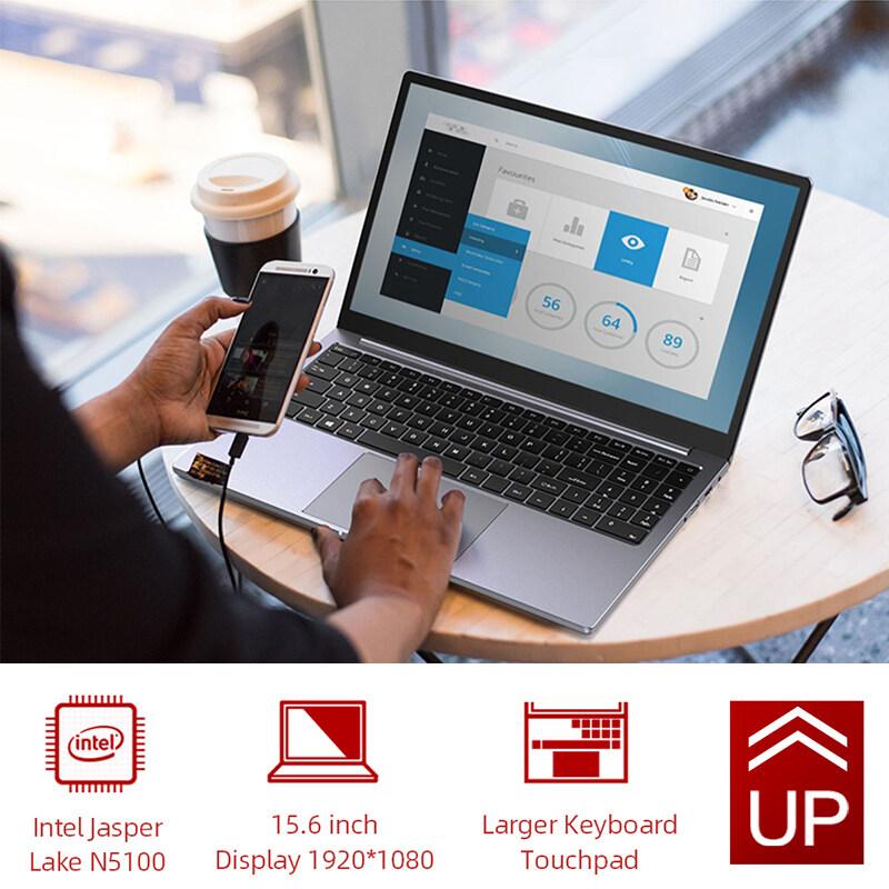 โน๊ตบุ๊ค 15.6 นิ้วใหม่จากโรงงาน Asus 2021 ติดตั้งระบบ W10 ระบบภาษาไทยและคีย์บอร์ด Intel Celeron J4115/J4125/N5100 1920x1080 8/12GB RAM 128/256/512GB SSD notebook