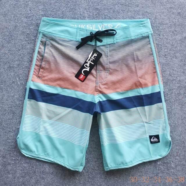 Quiksilver Surf Quiksilverว่ายน้ำ กางเกงชายหาด กางเกงเซิฟ กางเกงว่ายน้ำชาย กางเกงขาสั้น กางเกงชายหาดทรงหลวม กางเกงวิ่ง Quiksilver Surf pants Beach pants