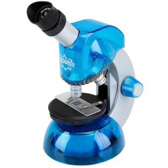 EDU SCIENCE BLUE 640X STUDENT MICROSCOPE