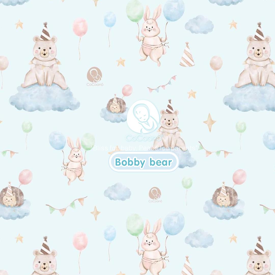 CoCoono duo set 1 (ที่นอน+หมอนยางพารารุ่น Baby)