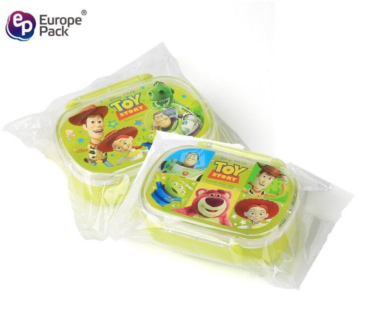 กล่องข้าว กล่องอาหารกลางวัน สำหรับเด็ก ลายดิสนีย์