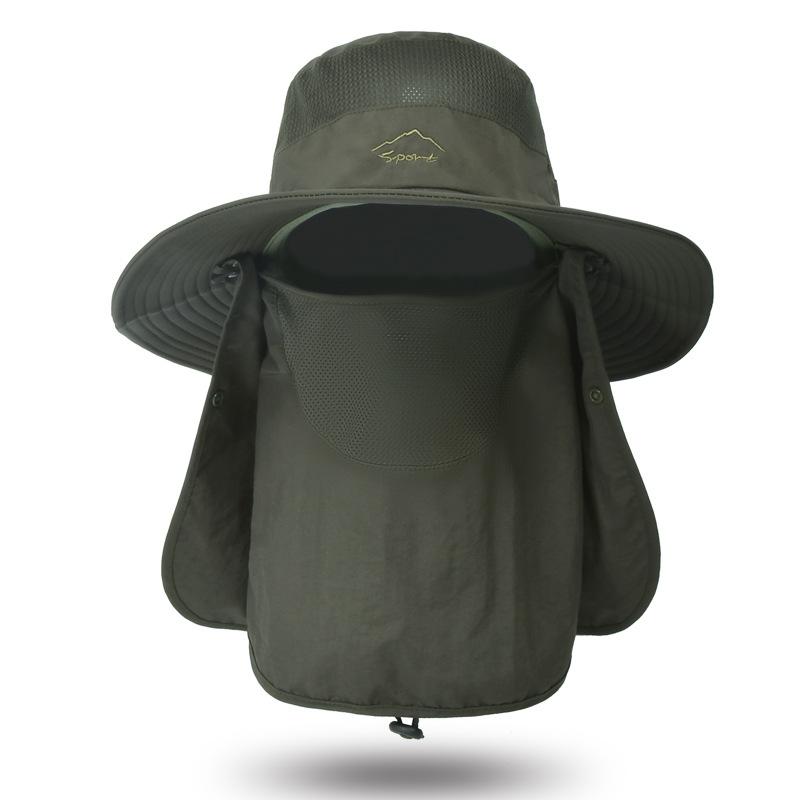 XYTC หมวกกันแดดฉนวนกันความร้อน 360 องศาหมวกทรงบักเก็ตกันแดดกัน UV Z-012