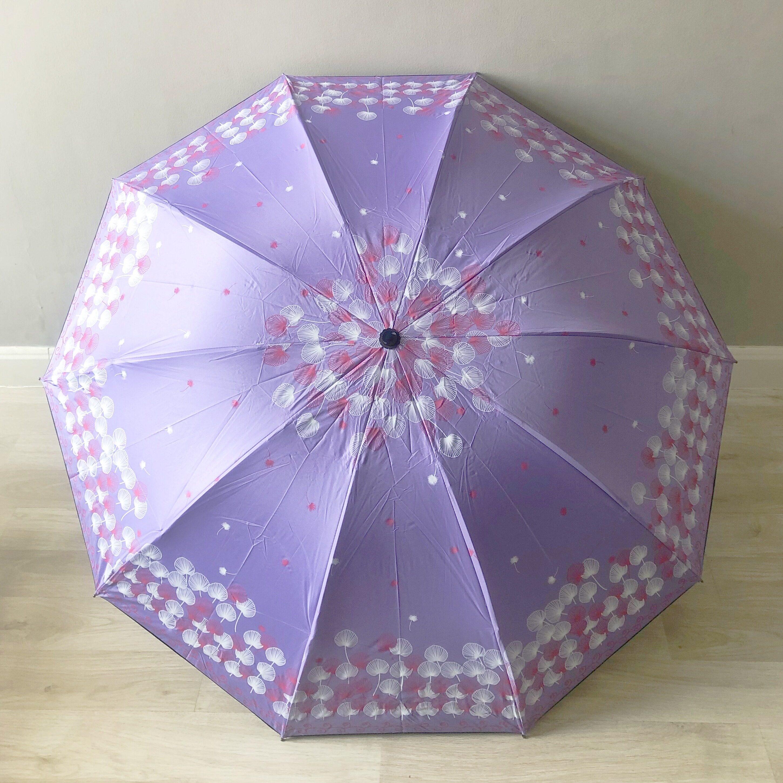 UV Umbrellaฝน ร่มกันแดด ร่มกันยูวี ร่มพับได้ เพิ่มการเสริมแรง ร่มแคปซูล ร่มแฟชั่น พกพาง่าย น้ำหนักเบา มีให้เลือกหลายแบบ
