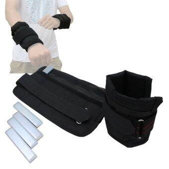 Floydชุดถ่วงน้ำหนัก แขน อุปกรณ์ถ่วงน้ำหนัก 2 Kg แบบปรับน้ำหนักได้