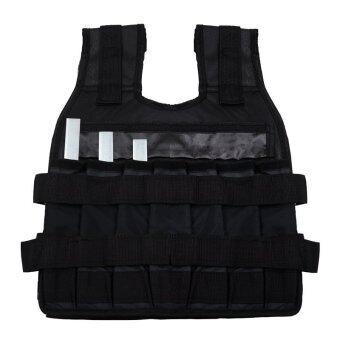 Floydเสื้อถ่วงน้ำหนัก ชุดถ่วงน้ำหนัก 40 Kg แบบปรับน้ำหนักได้ Weight Vest