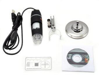 กล้องไมโครสโคป Digital Microscope 2MP 50-500X 8LED