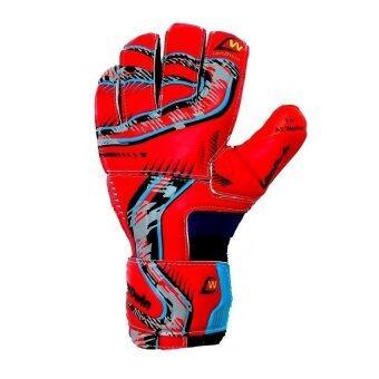 LANDWIN ถุงมือโกล์ว ฟุตบอล Goal keeper Football Glove Blast (Red )