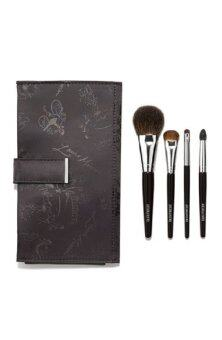 LAURA MERCIER Flawless Travel Brush Collection For EyesCheeks