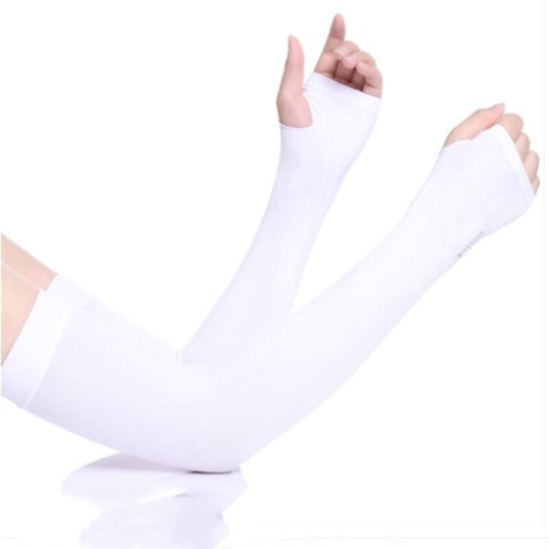 ปลอกแขนกันแดดสำหรับเด็ก กันแดด UV 1 คู่