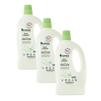 PiPPER STANDARD ผลิตภัณฑ์ทำความสะอาดพื้น กลิ่นลาเวนเดอร์ ขนาด 800 มล. (Pack 3) (FC800 90410705=3pcs)