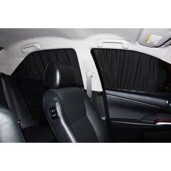 PMD ผ้าม่านบังแดดรถยนต์/ที่กันแดดรถ - Toyota Camry (4 บาน)