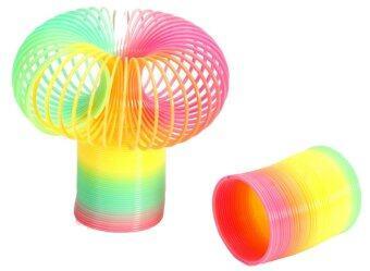 Rainbow Srings Toy สปริงสายรุ้ง (12 ชิ้น)