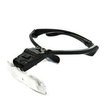 SIHIRAN แว่นตาแว่นขยาย รุ่น NO.9892B (Black)