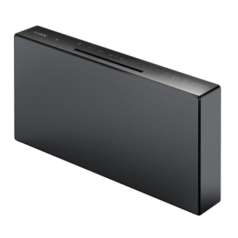 Sony Bluetooth Hi-Fi System รุ่น CMT-X3CD (Black)