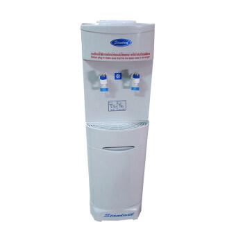 Standard By Rwcตู้ทำน้ำเย็น 2 ก๊อก พลาสติก รุ่น RW152 (สีขาวควันบุหรี่)