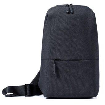 Xiaomi Chest Pack กระเป๋าสะพายอเนกประสงค์ (สีดำ)